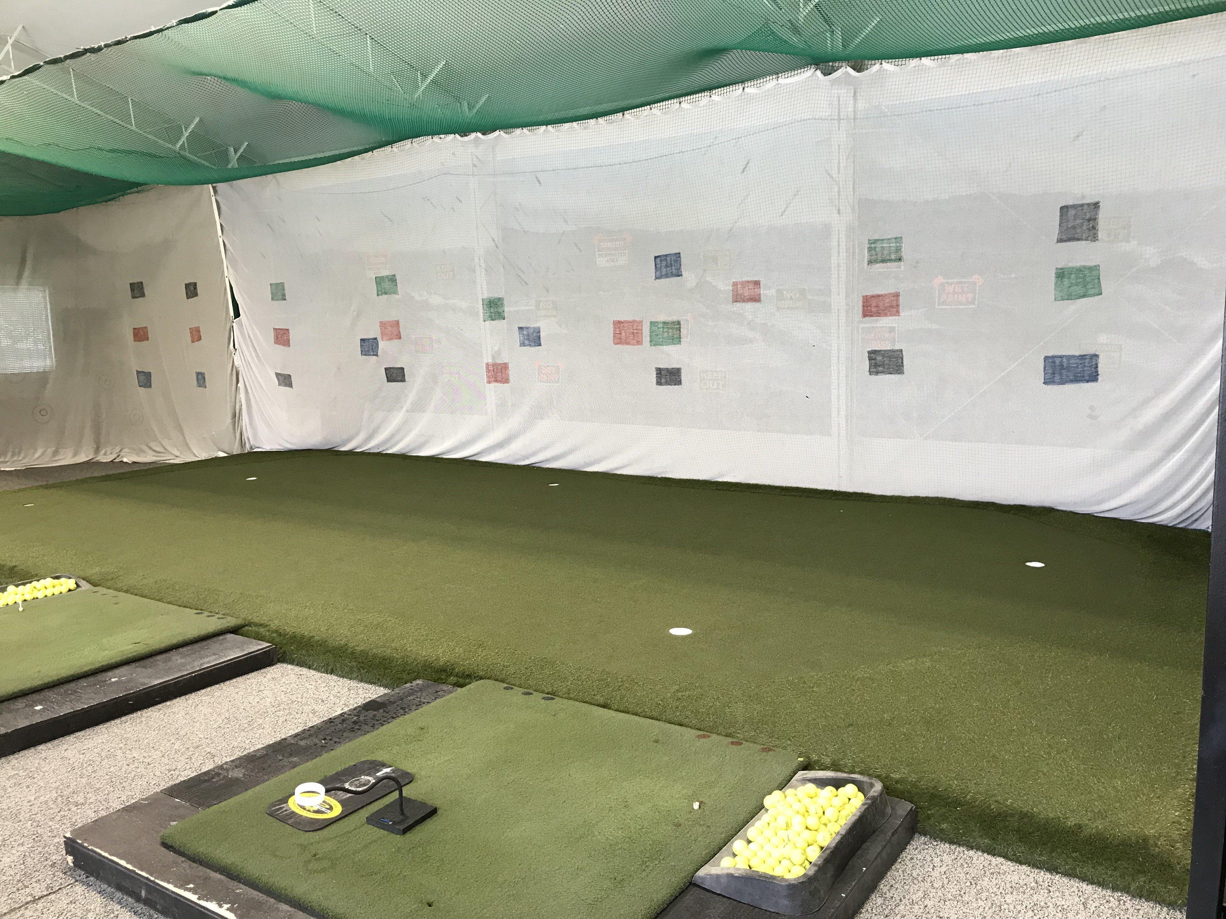 PG Augusta Golf Green Installation