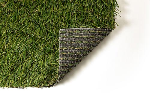 Our proflow backing keeps your artificial grass well drained